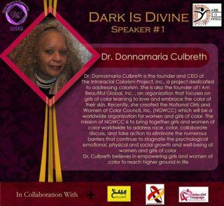 dark is divine